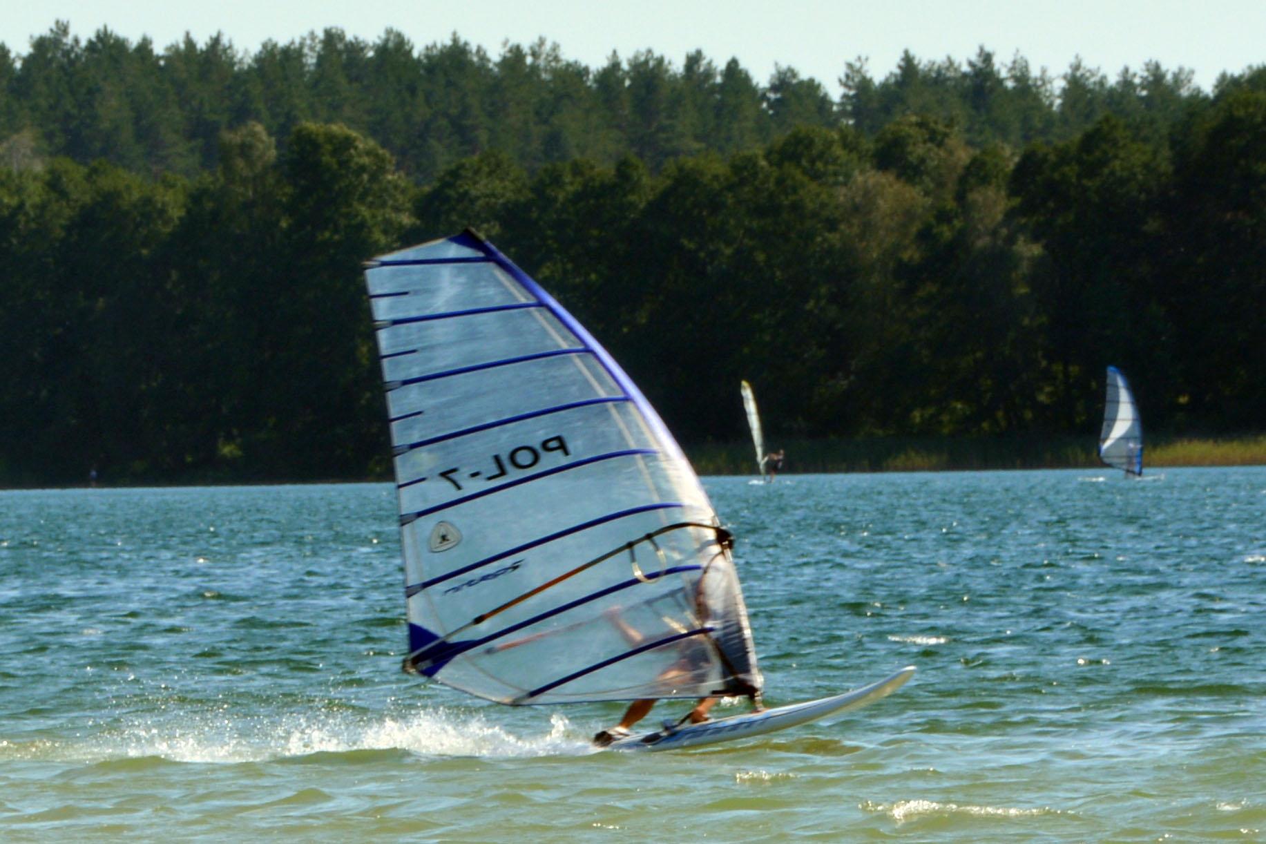 windsurfing warchały